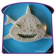 Shark Meat Sandwiches
