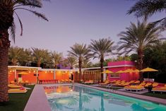 Designed by Peter Stamberg and Paul Aferiat of Stamberg Aferiat Architecture, The Saguaro is a new hotel in the Old Town of Scottsdale, Arizona. The bright colors throughout the exterior and interior of the property, though… Scottsdale Arizona, Scottsdale Hotels, Cool Swimming Pools, Best Swimming, Spas, Casa Hotel, Hotel Pool, Travel Hotel, Usa Travel