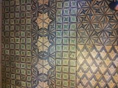 Tiles (Vatican museum)