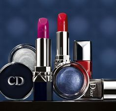 DIOR'S PRE-FALL PAINT BOX #dior #coloricons #beauty #beautyinthebag #fall2014