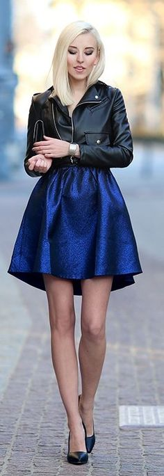 Glittering Fit And Flare Inspiration Dress by Meri Wild Blog