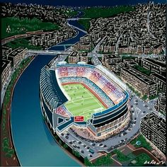 Estadio Vicente Calderon