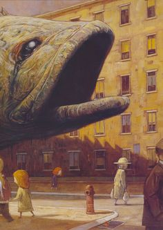Shaun Tan from The Red Tree 2001