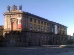"""Centro Português de Fotografia, também conhecido como """"Cadeia da Relação"""""""