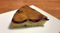Сливовый пирог по рецепту Нью-Йорк Таймс - Хлеба и зрелищ
