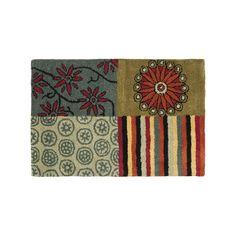 Safavieh Soho Patchwork Rug, Multicolor