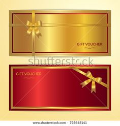 Love And Sweet Theme Gift Certificate Voucher Gift Card Or Cash