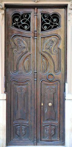 Barcelona - Gran Via 273 d by Arnim Schulz, via Flickr
