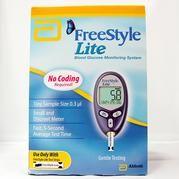 FREESTYLE LITE Blood Glucose Monitoring System - £15.58 #diabetes #meters #diabetes.co.uk