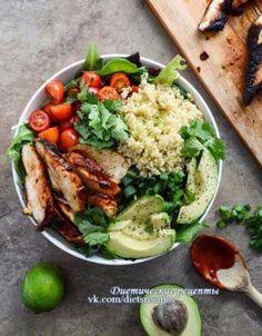 20 вариантов белкового ужина? | Диета для похудения
