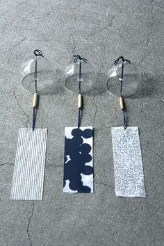 手吹きガラスの風鈴 : SyuRoの素朴なコト