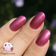 PiggieLuv: Gothic Gala Lacquers brings us the Burlesque Girls collection!