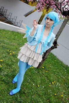 - Character : Seadra Gijinka version - Game : Pokémon (Cosplay made by me)  #Pokemon #PokemonRedBlue #Cosplay #GijinkaPokemon