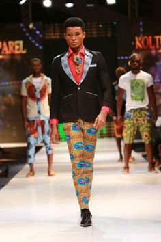 Glitz Africa Fashion Week 2013 Kolture Apparel - #ItsAllAboutAfricanFashion #AfricanKing #AfricanPrints #AfricanStyle #AfricanInspired #StyleAfrica #AfricanBeauty #AfricanFashion