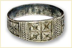Date Range:Circa 13th - 15th centuryPrimary Material:Silver Method of Manufacture:Formed from strip