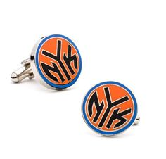 Maurice Badler Fine Jewelry of New York City is an exclusive salon where you can view a marvelous selection of novelty cufflinks including these. Perfect for our loyal NY Knicks fans. 485 Park Avenue (between 58th & 59th Streets) (800) M-BADLER (800) 622-3537 www.badler.com