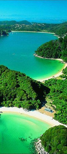 Abel tasman national park. Just beautiful.