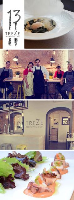 Treze Restaurante&Bar - Madrid - Restaurantes para Grupos