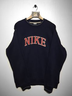 Retro Reflex - home to vintage and retro designer clothing. Nike sweatshirt  ... dc03f38dd