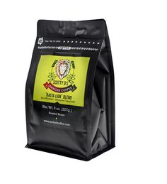 Scotty D's Blend of Jamaican Blue Mountain Coffee and Ethiopian Yirgacheffe. Jamaican Coffee, Blue Mountain Coffee, Rasta Lion, Ethiopia, Berries, How To Make, Baby, Berry, Newborn Babies