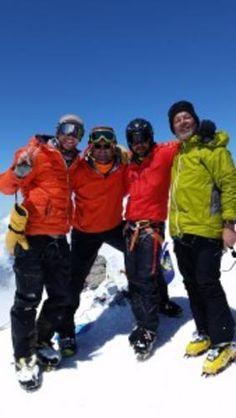 #Cronaca: #Elbrus #traversata da sud a nord con gli sci per tre italiani (link: http://ift.tt/25ugp3S )