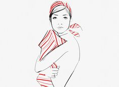 no-pressure_garance-dore, I love the illustrations on this blog!
