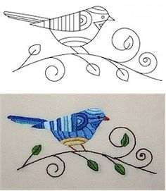 Grand Sewing Embroidery Designs At Home Ideas. Beauteous Finished Sewing Embroidery Designs At Home Ideas. Mexican Embroidery, Crewel Embroidery, Cross Stitch Embroidery, Machine Embroidery, Embroidery Letters, Paper Embroidery, Embroidery Designs, Embroidery Patterns Free, Broderie Simple