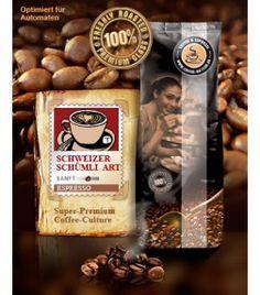 Coffee-Nation Schweizer Schümli Art 500 g