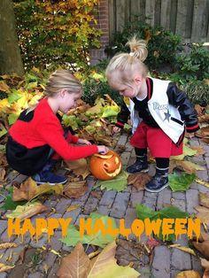 Happy Halloween #kleinehaas #halloween #rubacuorigirl