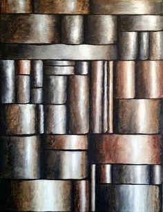 A piece of Modern art! A brand new venture for me! Modern Art, Texture, Wood, Artwork, Crafts, Surface Finish, Work Of Art, Manualidades, Woodwind Instrument