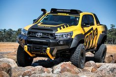 Toyota creates real-life Tonka concept from best-selling HiLux… As if the HiLux couldn't be any tougher, or popular, the Toyota Australia design team have gone and turned it into a Tonka truck making childhood fantasies [...]