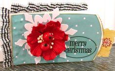 Gift card/money holder...