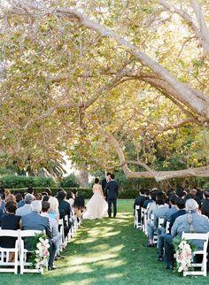 Photography: Hannah Arista - www.hannaharista.com  Read More: http://www.stylemepretty.com/california-weddings/2015/02/02/romantic-malibu-summer-wedding/