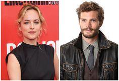 Atriz Dakota Johnson escolheu o ator que vai viver seu par em 50 Tons de Cinza >> http://glo.bo/1hf4BXz