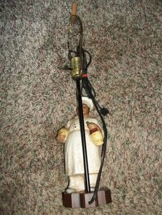 Vintage Monkey Lamp Frederickcooper Asian Lamps So