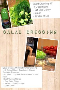 Fully Raw Kristina Allergy Free salad dressings
