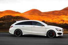Teste: Mercedes CLA 45 AMG Shooting Brake - Familiar abusada - MotorDream