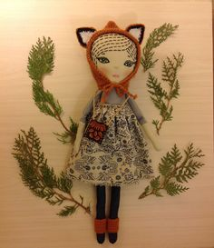 #heirloomdoll #forestelfdoll #artdollfairy #dollfairy #forestfairydoll #woodlandcreatures #foxrdoll #pixiedoll #softdoll #fabricdollfairy #ragdollfairy #textiledollfairy #clothdollfairy #woodlanddoll #natashaartdolls