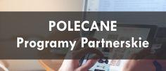 polecane programy partnerskie