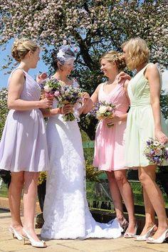 English Country Garden Wedding Flowers | Eden Flower School & Wedding Flowers Country Garden Weddings, Girls Dresses, Flower Girl Dresses, English Country Gardens, Bridesmaid Dresses, Wedding Dresses, Wedding Flowers, School, Fashion