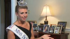 This is truly inspiring. Girl loses 112 pounds and goes on to compete in Miss America Pageant as Miss South Carolina