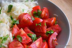 Cea mai gustoasa si banala salata de telina cu rosii din lume Mai, Bruschetta, Mexican, Ethnic Recipes, Food, Salads, Essen, Meals, Yemek