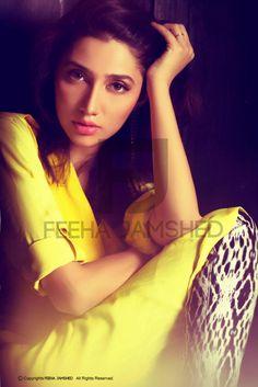 Mahira Khan. Pakistani actor
