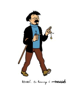 Tintin     Synthese. ...sorry Cuthbert. Your new style just isn't working for ya.