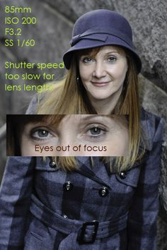 Really helpful advice on achieving better focus and sharper images.