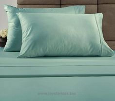 Chateau Home Collection 300 Thread Count Combed Cotton Full Sheet Set with Pillow Cases, Blue  BUY NOW     $52.99    Please ensure you follow care label instructions for best results. ALL OUR PRODUCTS HAVE BELOW DIMENSIONS:  Queen dimensions   ..