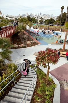 Scenes of the City: Dolores Park's New Playground | 7x7
