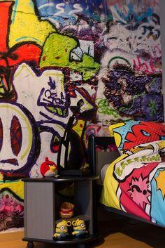 Graffiti room Graffiti Room, Comic Books, Comics, Cover, Art, Art Background, Kunst, Comic Book, Gcse Art