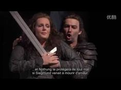 Richard Wagner: Die Walküre -  Eva Maria Westbroek and Jonas Kaufamann /Met 2011/