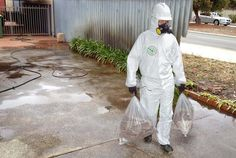 The asbestos removal Rockhampton project | The Australian Work Health and Safety permits you to do asbestos removal yourself as long as the maximum area to be removed is 10 square meters of non-friable material. In addition, you still need to take appropriate precautions to ensure that you do the job in a safe manner. #asbestos #asbestosremoval